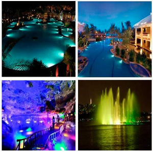 IP68 Color Changing PAR56 Swimming Pool LED Underwater Light pictures & photos