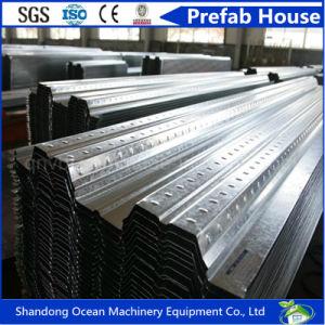 Prefaricated Steel Floor Deck of Corrugated Galvanized Steel Sheet/Galavnized Steel Floor Decking pictures & photos