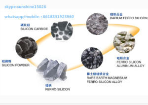 Non Ferrous Silicon Metal 2202 pictures & photos