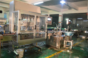 Wine Alcohol Vinegar Petrol Additive Filling Processing Line pictures & photos
