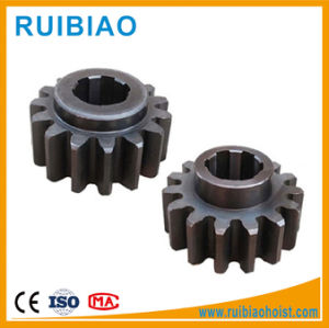Precision Custom Machining Steel Small Gear Rack and Pinion pictures & photos