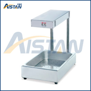 Dh22 Restaurant Kitchen Equipment 22 Layers Mobile Electric Food Warmer Cart pictures & photos