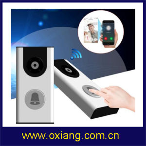 Home Security WiFi Video Door Phone Built in Battery Support IR and Night Vision pictures & photos