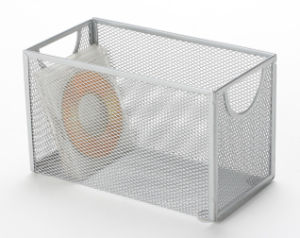 CD Box/ Metal Mesh Stationery Organizer/ Office Desk Accessories pictures & photos