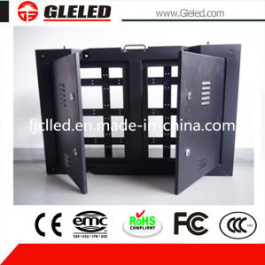 Lamp Matrix Semi-Outdoor Full Color LED Screen pictures & photos