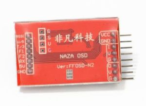 Fpv Flight Controller N1 N2 N3 OSD Module with Gesture Throttle Display for Dji Naza V1 V2 Naza Lite GPS