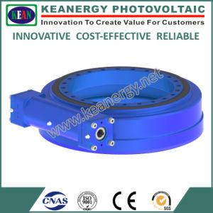 ISO9001/CE/SGS Single Axis Real Zero Backlash Slew Drive for Solar System pictures & photos