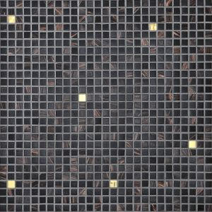 Black Glass Mosaic for Decoration pictures & photos