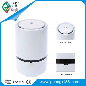 Low Noise Portable Air Cleaner with with USB Cord pictures & photos