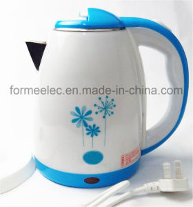 1.8L Electric Kettle Electrical Water Kettle 1500W pictures & photos