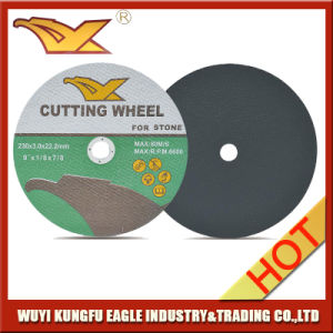 Abrasives Cutting Wheel for Stone and Glass 230*3*22.2 pictures & photos