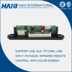 High Quality USB/TF Card MP3 Decoder Board (M012) pictures & photos