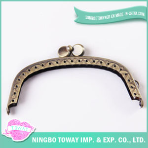 High Quality Metal Coin Clutch Bag Purse Frames pictures & photos