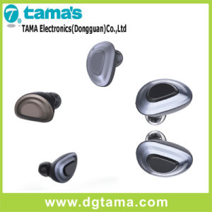 Dual Track Wireless Bluetooth V4.2 Headset with Charger Station pictures & photos
