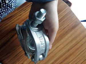 China Drop Forged Double Scaffold Coupler pictures & photos