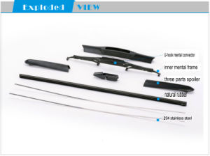 Car Parts Hybrid Wiper Blade for Japanese Cars pictures & photos