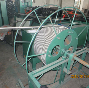 Yellow PVC/PE Coated Production Line pictures & photos