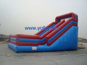 Large Classical America Inflatable Bouncy Slide pictures & photos
