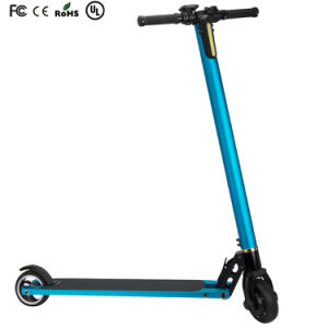 Green Travelling 6 Inch Aluminum Alloy Folding Electric Bicycle pictures & photos