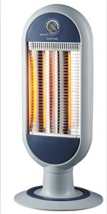 1200W Electric Heater with Quartz Tubes pictures & photos
