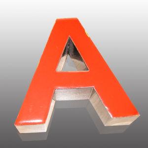 Brand Logo Metal Plastic Aluminum Architectural Signage pictures & photos