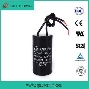 Cbb60 Start Capacitor Cbb61 Running Capacitor pictures & photos