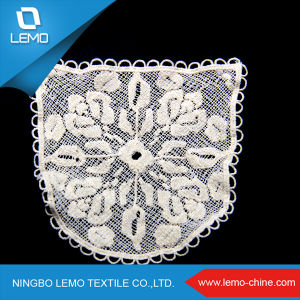 Designs High Quality Embroidery Chemical Collar Cotton pictures & photos