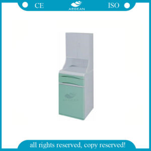 AG-Bc021 Practical Solid Durable with Drawers Ce&ISO Hospital Bedside Cabinet pictures & photos