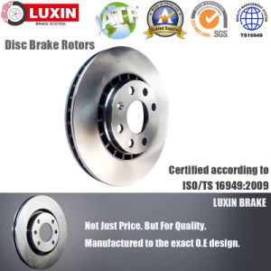 German Vehicles Spare Parts Brake Disc pictures & photos