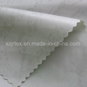Polyester Pongee Embossed Fabric for Downproof Garment