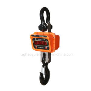 Electronic Digital Industrial Hanging Scale for Weighing 3t Capacity pictures & photos