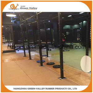 Easy to Install Rubber Sheets Rubber Flooring Mats for Gym pictures & photos