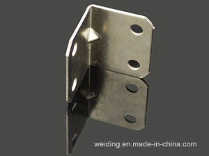 Chrome Plated Iron Corner Angle Bracket pictures & photos