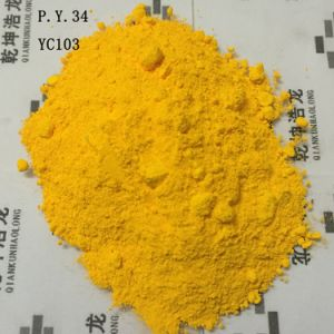 Middle Chrome Yellow Pigment Yellow 34 pictures & photos