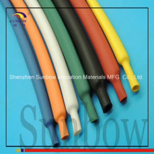 Sunbow 600V Normal Wall Polyolefin Heat Shrink Tubing 2: 1 pictures & photos
