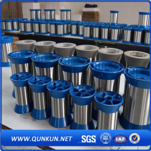 China Best Quality 16gauge /18gauge/50gauge Stainless Steel Wire pictures & photos