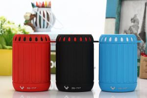 Portable Mini Bluetooth Speaker with Rechargeable Battery (DS-717) pictures & photos