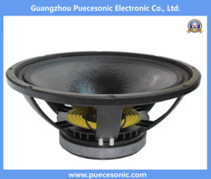 Professional Live Events Sound Woofer 18pzb100 Speaker for Sound Equipment pictures & photos
