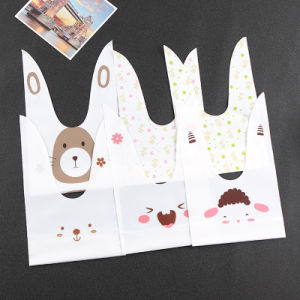 Manufacotur and Wholesale 2017 New Rabbit Gift Plastic Bag pictures & photos