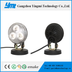 Round 30W CREE Auto LED Lamp Manufactures pictures & photos