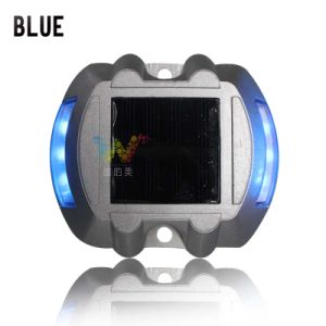 Solar Power Outdoor Solar Power Blue LED Road Stud Light pictures & photos