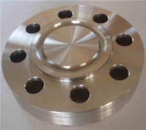 Custom and Stocksall Sizes & Specifications ANSI Titanium Pipe Flanges pictures & photos