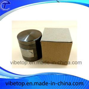 Hot Sale 4 Tier Aluminum/Zinc Alloy Box of Herb Grinder pictures & photos