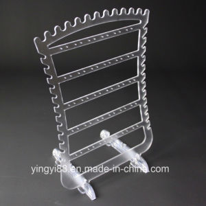 New Acrylic Jewellery Earring Necklace Display Stand pictures & photos