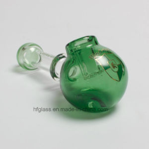 Hfy Glass Hand Pipe Glass Smoking Pipe Water Pipes pictures & photos