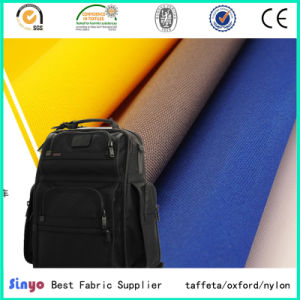 PVC Coated Fr Flame Retardant 100% Polyester 600*300d Oxford Cloth with RoHS Standard pictures & photos