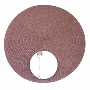 Fine Weave 100% Polyester Tablemat for Tabletop pictures & photos