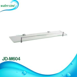 Jd-M604 Convenient Installation Brass Glass Wall Mounted Towel Rack pictures & photos