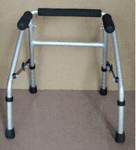 Adjustable Aluminum Adult Elbow Crutch pictures & photos