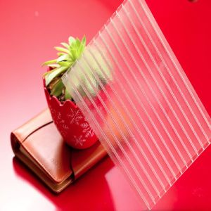 High Quality Colored Cheap Polycarbonate Sheet Hollow PC Sheet pictures & photos